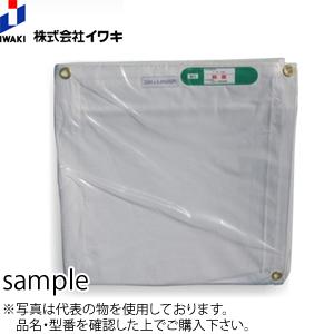 白防炎シート 1.8×5.4m (450P/10枚入り] :UC0223 【在庫有り】【あす楽】