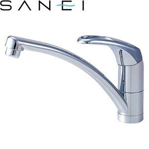 三栄水栓(SAN-EI) CK876TJV-13 シングルワンホール混合栓|キッチン用 MODELLO 節水水栓 :SB6060 【在庫有り】【あす楽】