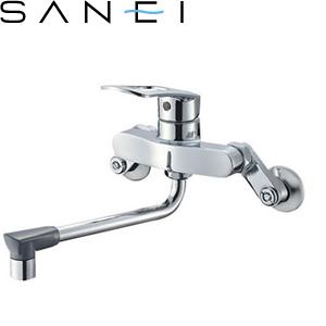 三栄水栓(SAN-EI) K17110EDK-13 シングル混合栓 キッチン用 寒冷地用 :SB0562