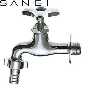 三栄水栓(SAN-EI) Y30J-25 カップリング横水栓