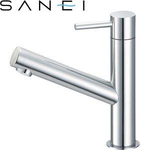 単水栓 立水栓 三栄水栓 SAN-EI 売却 COLUMN 洗面所用 全国どこでも送料無料 Y5075H-13 節水水栓