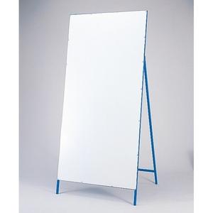 緑十字 工事用標識(多目的看板) 工事-7 白板 サイズ 1400x1100mm