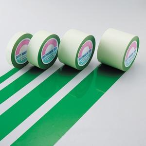 緑十字 ガードテープ GT-251G カラー:緑サイズ:25mm幅x100m
