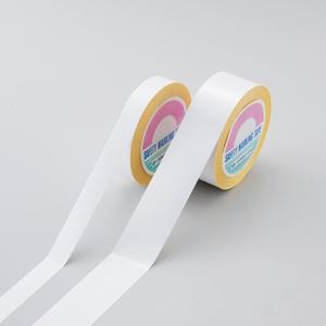 緑十字 ガードテープ(再はく離タイプ) GTH-251W カラー:白サイズ:25mm幅x100m