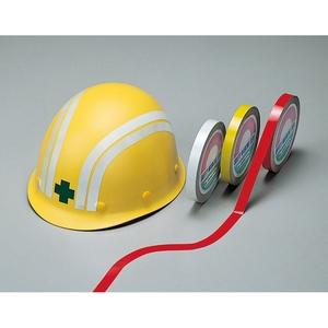 緑十字 反射フリーテープ FT-B(大) カラー:反射赤 サイズ:15mm幅x25m