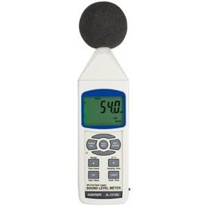 緑十字 騒音計(データロガー) 騒音計SL-1373SD サイズ:W68xH245XD45mm