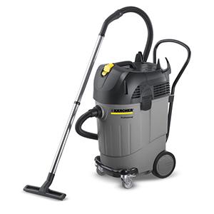 ケルヒャー 業務用バキュームクリーナー 乾湿両用掃除機 NT55/1Tact [個人宅配送不可]