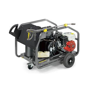 ケルヒャー 業務用温水高圧洗浄機 HDS801B ガソリンエンジン [個人宅配送不可]