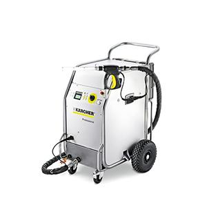 ケルヒャー 産業用清掃機器 ドライアイスブラスター IB15/120 単相00V タンク容量:40kg [個人宅配送不可]