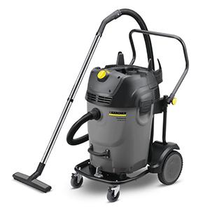 ケルヒャー 業務用バキュームクリーナー 乾湿両用掃除機 NT65/2Tact2 単相200V [個人宅配送不可]