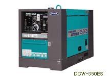 デンヨー 超低騒音型エンジン炭酸ガスアーク溶接機 DCW-350ES