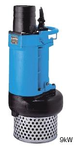 鶴見製作所(ツルミポンプ) 一般工事排水用水中ポンプ 省エネルギー仕様 KRS2-69