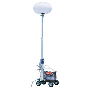 やまびこ(新ダイワ) バルーン投光機 SBL132IE-YBF 60HZ 全光タイプ ガソリン [送料別途お見積り]