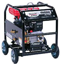 やまびこ(新ダイワ) ガソリンエンジン高圧洗浄機 JE730-20 吐水ホース、噴射ガン付 [配送制限商品]