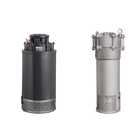 鶴見製作所(ツルミポンプ) 一般揚水用 水中タービンポンプ 550-NTC2 【60Hz】