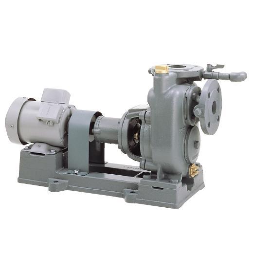 鶴見製作所(ツルミポンプ) 一般揚水用 うず巻ポンプ TCP2-40LE0.4 【50Hz】