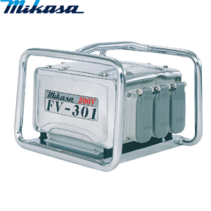 Mikasa Sangyo high frequency inverter FV-301 AC200V (three aspects)