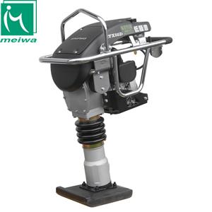 欠品中:納期都度確認品 明和製作所 低騒音タンパランマー RTX55DU [個人宅配送不可]