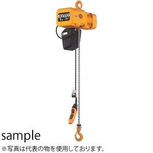 キトー(KITO) 電気チェーンブロック 4.8t用 4M ER2-048S-4 1速 標準速 3点ボタン 三相200V [個人宅配送不可]
