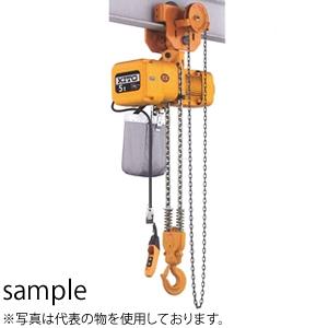 キトー(KITO) 電気チェーンブロック 2t用 6M ER2SG020IL-6 2速インバーター 低速 3点ボタン 三相200V [個人宅配送不可]
