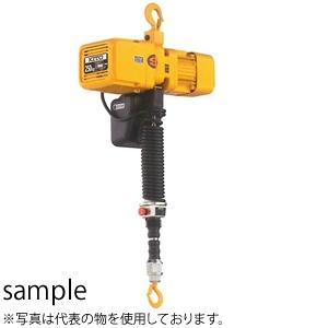 キトー(KITO) 電気チェーンブロック 250kg用 1.8M ER2C003IS-1.8 2速インバーター 標準速 三相200V [個人宅配送不可]