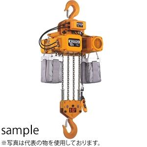 キトー(KITO) 電気チェーンブロック 10t用 6M ER2-100S-6 1速 標準速 三相200V [個人宅配送不可]