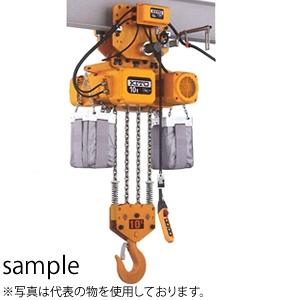 【タイムセール!】 [個人宅配送]:セミプロDIY店ファースト キトー(KITO) 電気チェーンブロック 10t用 6M ER2M100S-L-6 1速 標準速 三相200V-DIY・工具