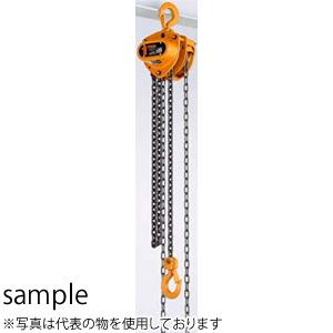 キトー(KITO) チェーンブロックマイティM3形 マイティ単体 CB005 定格荷重(t):0.5 [個人宅配送不可]