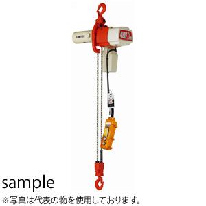 キトー(KITO) 電気チェーンブロック セレクト単相100V 揚程3M ED48SD 定格荷重(kg):480 [個人宅配送不可]