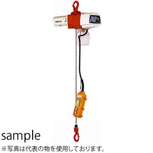 キトー(KITO) 電気チェーンブロック セレクト単相200V・220V 2速選択形 EDX06SD 揚程:3M 定格荷重(kg):60 [個人宅配送不可]