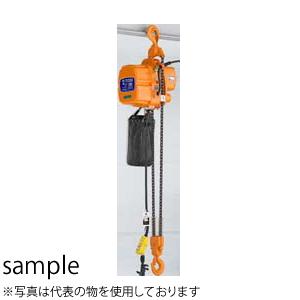 キトー(KITO) 電気チェーンブロック ファルコンEFL1速形・2速形 懸垂形(単体)1速形 EFL020L 定格荷重(kg):2000 [個人宅配送不可]