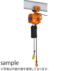 キトー(KITO) 電気チェーンブロック ファルコンEFL1速形・2速形 プレントロリ結合式1速形 EFLSP003S 定格荷重(kg):250 [個人宅配送不可]