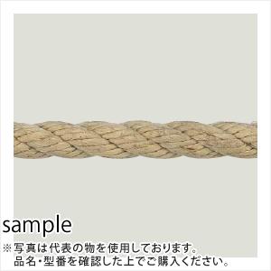稲葉ロープ マニラロープ 3つ打ち 直径32mm×200m [代引不可商品]