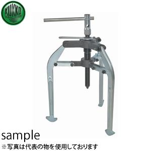 KUKKO(クッコ) 12-6 3本アーム固定プーラー [配送制限商品]