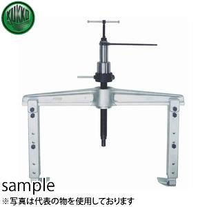 大人気 250MM:セミプロDIY店ファースト 20-3-H 油圧スクリュー付2本アームプーラー KUKKO(クッコ)-DIY・工具