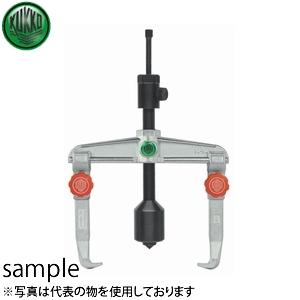 KUKKO(クッコ) 20-30+B 2本アーム油圧プーラー(クイックアジャスト)350MM