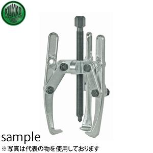 KUKKO(クッコ) 207-80 2本・3本アーム兼用プーラー 800MM [配送制限商品]