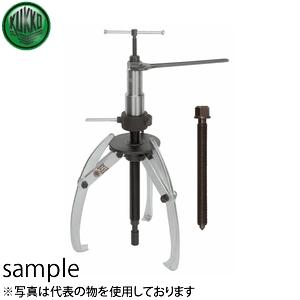 KUKKO(クッコ) 47-1-B 3本アームプーラー(油圧) 300MM