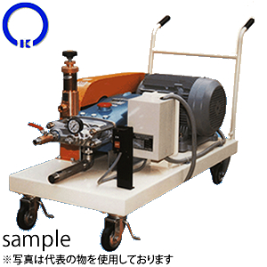 キョーワ(KYOWA) テスター テストポンプ KY-400-2 三相 200V