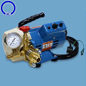 キョーワ(KYOWA) クリーン 高圧洗浄機 KYC-20A 単相100V ポータブル洗浄機 圧力計付