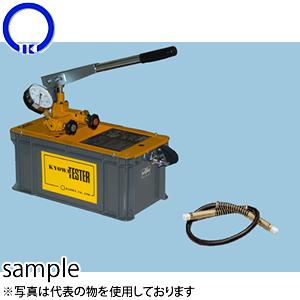 キョーワ(KYOWA) テスター 手動テストポンプ T-500N 60Mpa圧力計付