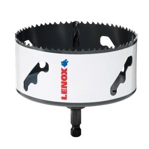 LENOX(レノックス) スピードスロット軸付バイメタルホールソー 111mm (5121049)