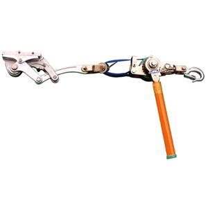 出産祝い 永木精機(NAGAKI) ベルト式ハルー張線器 着脱式ベルト張線器A型 4型10kN用(1ton用) [受注生産品]:セミプロDIY店ファースト-DIY・工具
