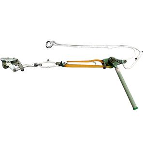 永木精機(NAGAKI) ベルト式ハルー張線器 活線用 N-1 4型 10kN用(1ton用)