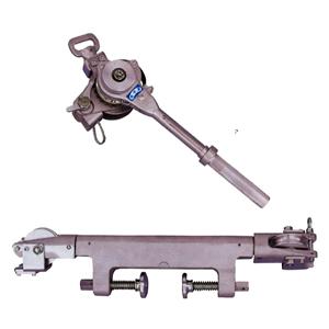 永木精機(NAGAKI) ハルー張線器吊上工具 VCT吊上工具 使用吊上力:125kg [受注生産品]
