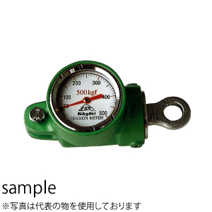 永木精機(NAGAKI) SI単位式アナログテンションメーター AS-5 定格使用張力:5kN