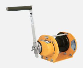 人気絶頂 SIC型 ブレーキ機構が防塵・防滴式ウインチ GM-1-SIC:セミプロDIY店ファースト マックスプル 手動ウインチ-DIY・工具