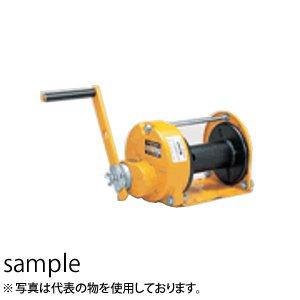 マックスプル 手動ウインチ SI型 ストッパー内蔵型ウインチ GM-3-SI