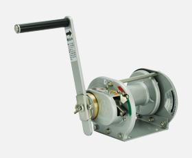 マックスプル 手動ウインチ 回転式メタリック塗装ST-1-SIC