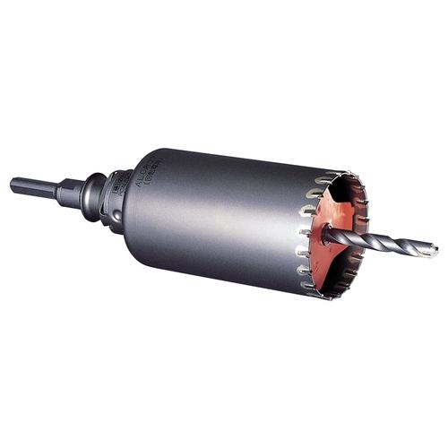 人気上昇中 ミヤナガ 期間限定お試し価格 ポリクリック ALC用コアドリル PCALC125 ストレートセット φ125mm